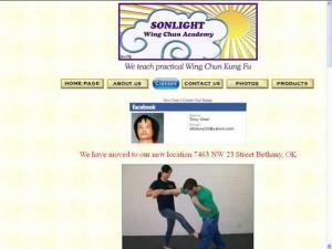 Sonlight Wing Chun Kung Fu Academy