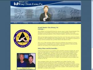 William Lai Wing Chun Kung Fu