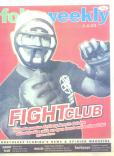 2003 Folioweekly front cover with Master Anthony Arnett