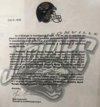 Praise from Jacksonville Jaguars to Anthony Arnett