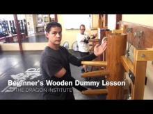 Embedded thumbnail for Beginner's Wooden Dummy Lesson