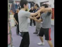 Embedded thumbnail for Chi Sao Training in Hong Kong - Entrenamiento de Chi Sao en Hong Kong